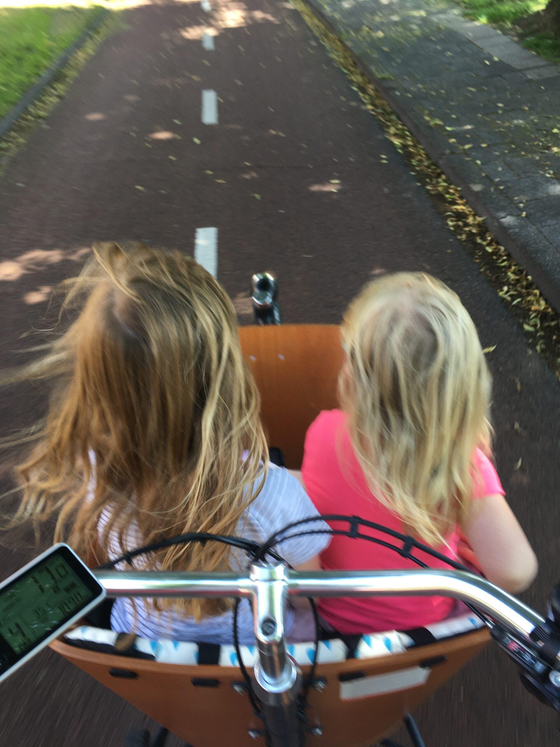 D66 huldigt vier nieuwe fietsroutes