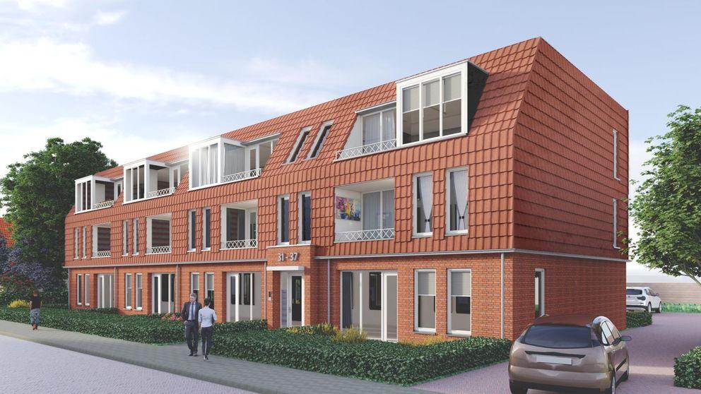 Meerderheid voorstel D66: 50% nieuwbouwen in het middensegment