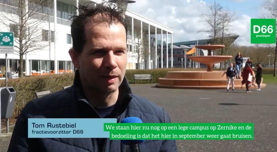 Is Groningen klaar voor toestroom nieuwe studenten?